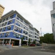 Komplex 3 administrativních budov DVAN